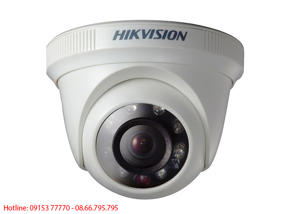 Camera HIKVISION HD-TVI DS-2CE56C0T-IRP (HD-TVI 1M)
