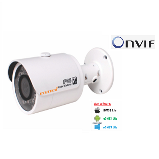 CAMERA EYETECH ET-1705IP
