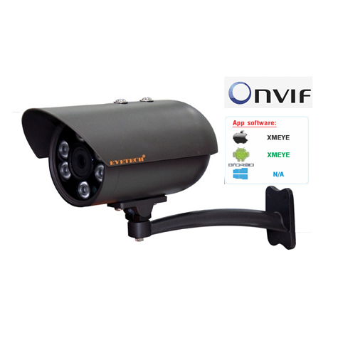 CAMERA EYETECH ET-1713IP