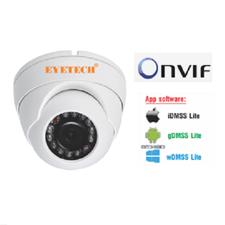 CAMERA EYETECH ET-2715IP
