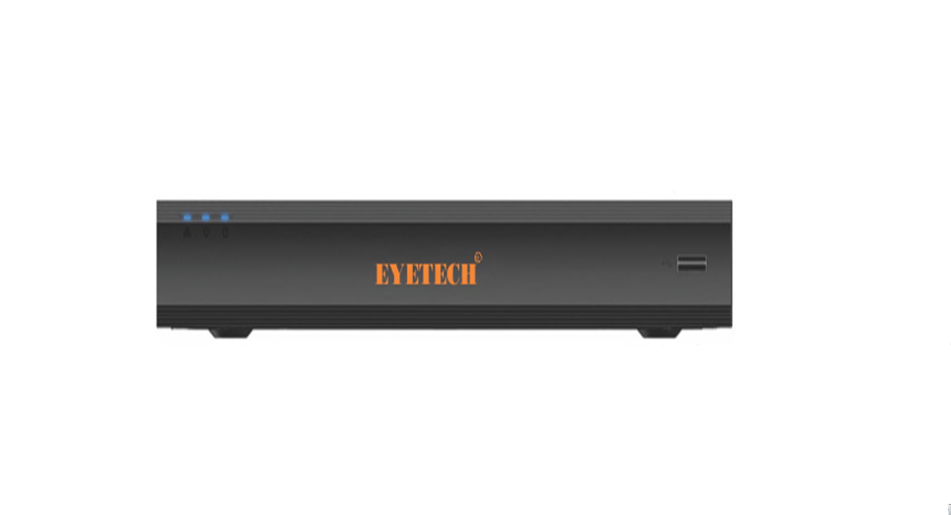 Đầu ghi hình EYETECH CVI ET-8016CVI