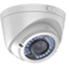 Camera HIKVISION HD-TVI  DS-2CE56D0T-VFIR3E