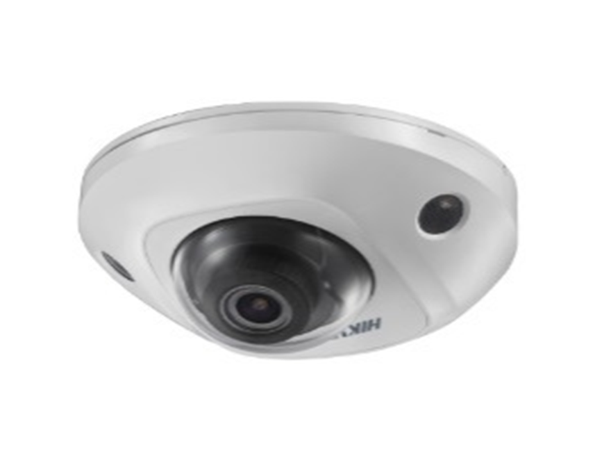 Camera IP bán cầu hồng ngoại 2MP chuẩn nén H.265+, ống kính 2.8 DS-2CD2523G0-IWS