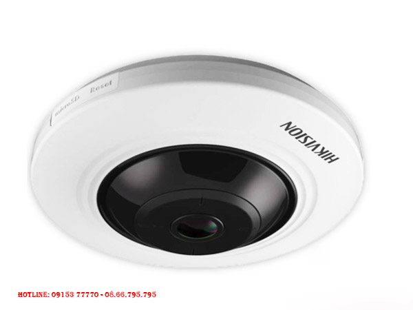 Camera HIKVISION IP DS-2CD2955FWD-I (5 M / H265+)