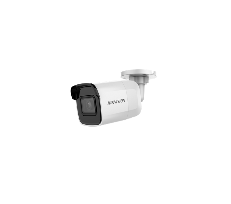 Camera IP thân trụ hồng ngoại 2MP chuẩn nén  H.265+ DS-2CD2021G1-I