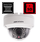 Camera HIKVISION IP DS-2CD2120F-I (2 M)