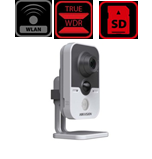 Camera HIKVISION IP DS-2CD2442FWD-IW (4M Wifi)