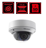 Camera HIKVISION IP DS-2CD2742FWD-IZ (4M)
