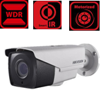 Camera HIKVISION HD-TVI DS-2CE16F7T-IT3Z (HD-TVI 3M)