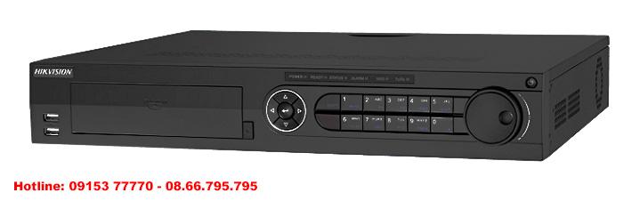 DS-8132HGHI-SH  32 kênh,  8 SATA