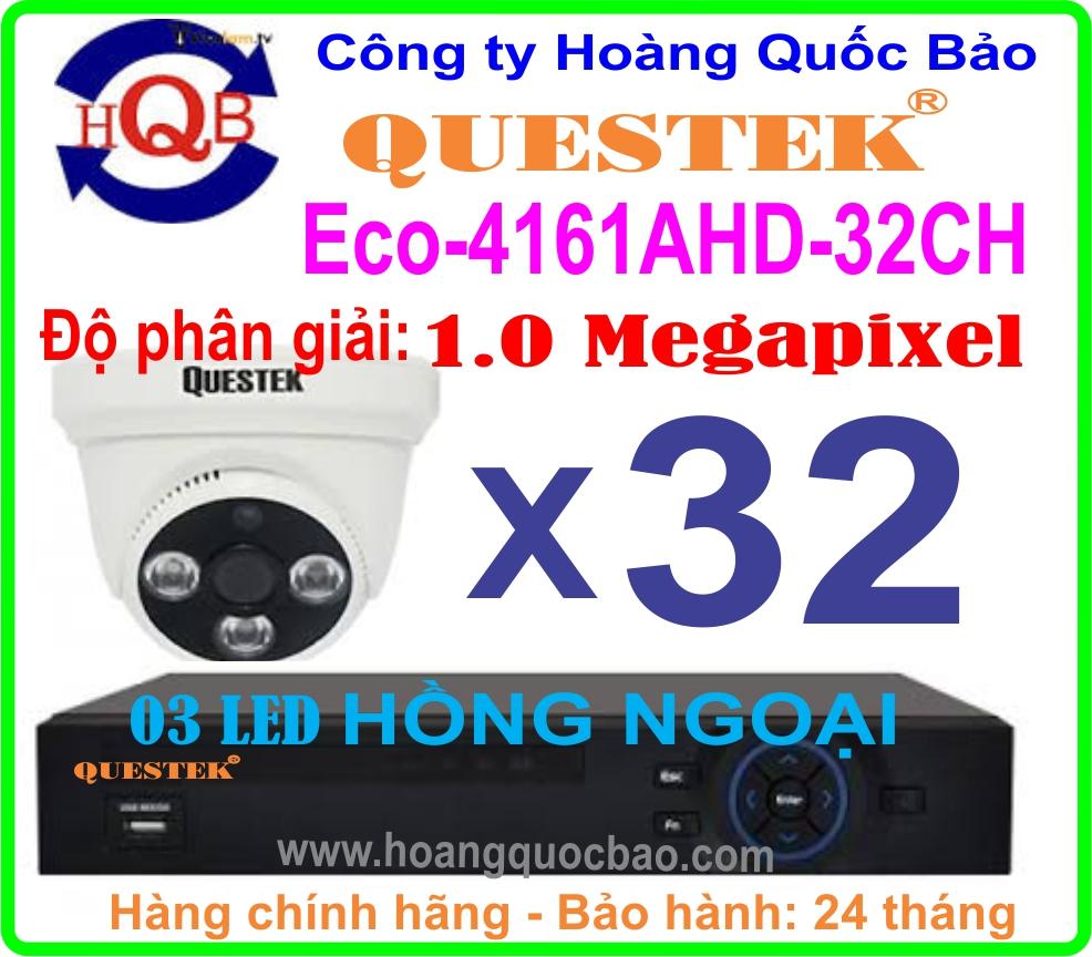 QUESTEK Eco-4161AHD - 32CH